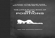 ( ReaD )  The Little Black Book of Sex Positions (English Edition) EPUB/PDF