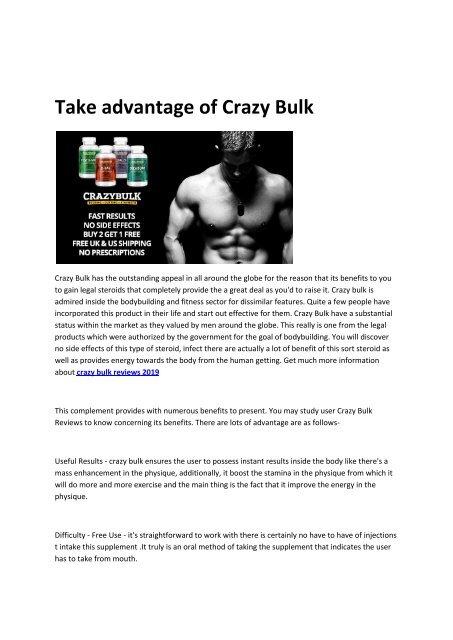 4 crazy bulk reviews bodybuilding