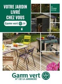 Gamm Vert Catalogue et promos en cours