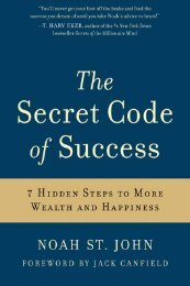 The Secret Code of Success - A Success Dream ( PDFDrive.com )