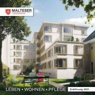 MALTESER Ordenshaus - Leben - Wohnen - Pflege
