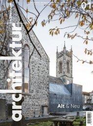 architektur Ausgabe 1 2019