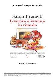 Scaricare Libri L'amore è sempre in ritardo Gratis Di Anna Premoli