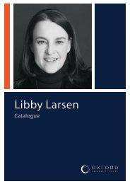 Libby Larsen Catalogue