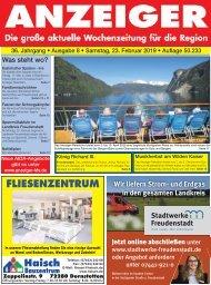 Anzeiger Ausgabe 8-19