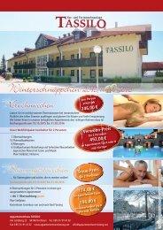 Tassilo Bad Füssing - Hausprospekt