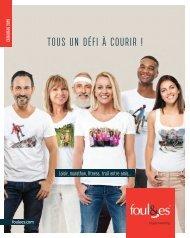 Nouveau catalogue foul&es 2019