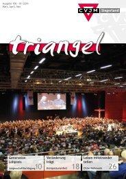 Triangel 106 - März, April, Mai 2019