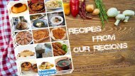Recipes From Our Regions