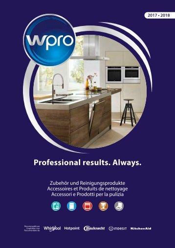 Wpro_Catalogue_2017_CH