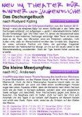 Junge Bühne Mainz - Spielzeitheft Saison 2019 - Seite 5
