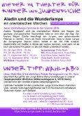 Junge Bühne Mainz - Spielzeitheft Saison 2019 - Seite 6