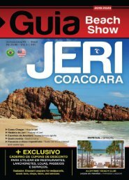 Guia Beach Show Jericoacoara-Ceará-Brasil