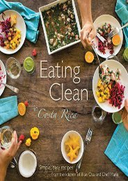 [+][PDF] TOP TREND Eating Clean in Costa Rica: Simple, Easy Recipes from the Kitchen of Blue Osa and Chef Marie  [DOWNLOAD]