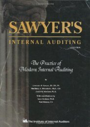 [+]The best book of the month Sawyer s Internal Auditing: The Practice of Modern Internal Auditing  [FULL]