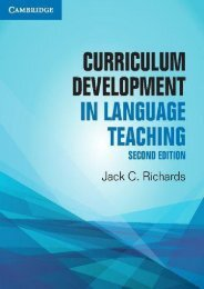 [+][PDF] TOP TREND Curriculum Development in Language Teaching  [DOWNLOAD]