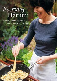 [+][PDF] TOP TREND Everyday Harumi: Simple Japanese food for family and friends  [FREE]