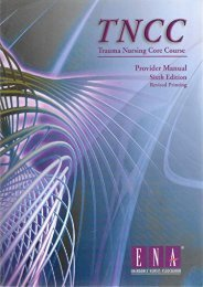 [+]The best book of the month Trauma Nursing Core Course Provider Manual (TNCC)  [FULL]