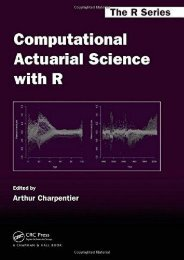 [+]The best book of the month Computational Actuarial Science with R (Chapman   Hall/CRC: The R Series)  [NEWS]