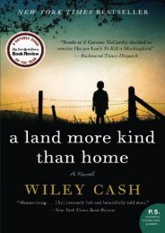 [+][PDF] TOP TREND A Land More Kind Than Home (P.S.)  [NEWS]