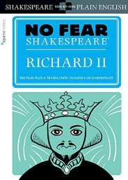 [+]The best book of the month Richard II (No Fear Shakespeare)  [FULL]