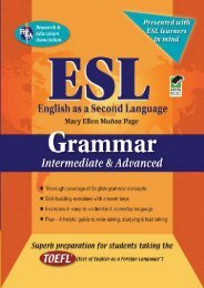 [+]The best book of the month ESL Intermediate/Advanced Grammar (Rea s Language) [PDF]
