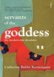[+][PDF] TOP TREND Servants of the Goddess- the modern day Devadasis  [FULL]