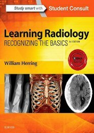 [+][PDF] TOP TREND Learning Radiology: Recognizing the Basics, 3e  [FULL]