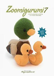 [+]The best book of the month Zoomigurumi 7: 15 Cute Amigurumi Patterns by 11 Great Designers  [FREE]