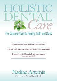 [+][PDF] TOP TREND Holistic Dental Care: The Complete Guide to Healthy Teeth and Gums  [NEWS]