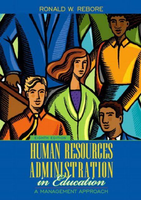 [+][PDF] TOP TREND Human Resources Administration in Education: A Management Approach: United States Edition  [DOWNLOAD]