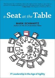 [+][PDF] TOP TREND A Seat at the Table: It Leadership in the Age of Agility  [READ]