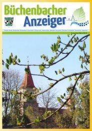März 2019 - Büchenbacher Anzeiger