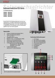 Solarwechselrichter - Havelland Solar