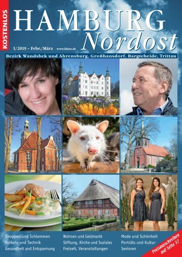 Hamburg Nordost Magazin Ausgabe 1.2019