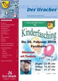 Der Uracher KW 08-2019
