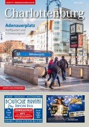 Gazette Charlottenburg März 2019