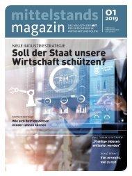 Mittelstandsmagazin 01-2019