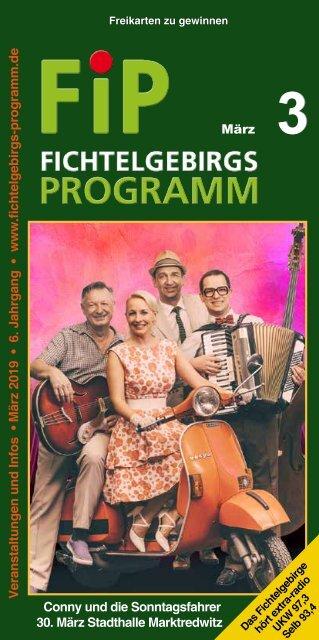 Fichtelgebirgs-Programm - März 2019