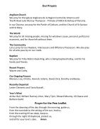 St Mary Redcliffe Church Pew Leaflet - February 24 2019  - Page 5