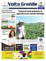 Jornal Volta Grande | Edição 1154 Região