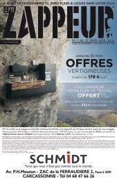Le P'tit Zappeur - Carcassonne #414