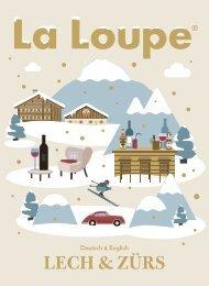 La Loupe Lech & Zürs No. 15 - Winter Edition