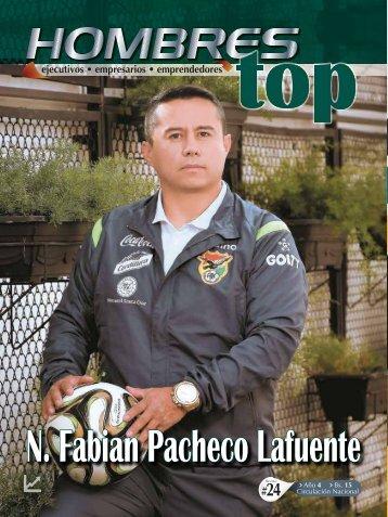 Hombres Top Digital N.Fabian Pacheco Lafuente