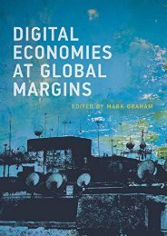 [+]The best book of the month Digital Economies at Global Margins (International Development Research Centre)  [FREE]
