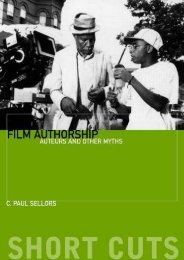 [+]The best book of the month Film Authorship: Auteurs and Other Myths (Short Cuts)  [DOWNLOAD]
