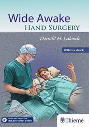 [+][PDF] TOP TREND Wide Awake Hand Surgery  [READ]