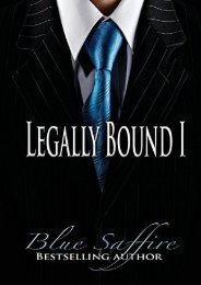 [+]The best book of the month Legally Bound: Volume 1  [FULL]