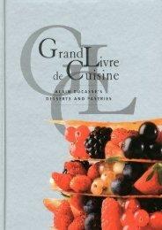[+][PDF] TOP TREND Grand Livre De Cuisine: Alain Ducasse s Desserts and Pastries  [FREE]
