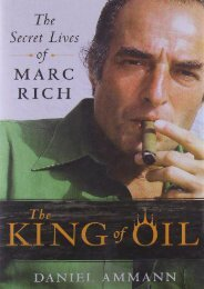 [+]The best book of the month The King of Oil: The Secret Lives of Marc Rich  [FULL]